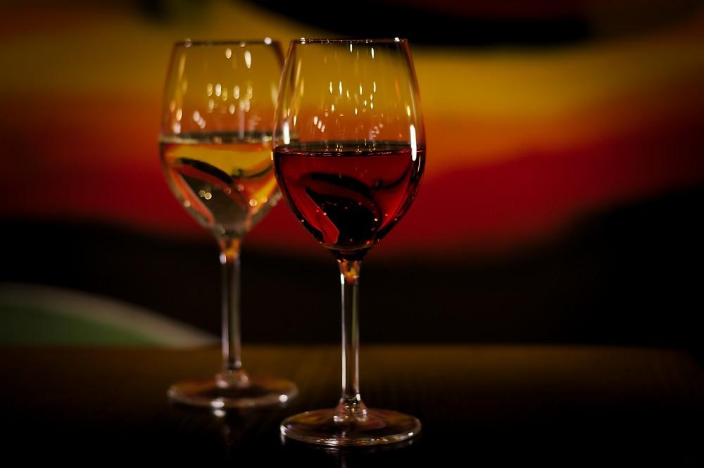 Wijnglazen 5